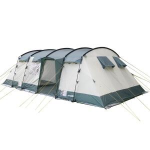 tente camping équipée